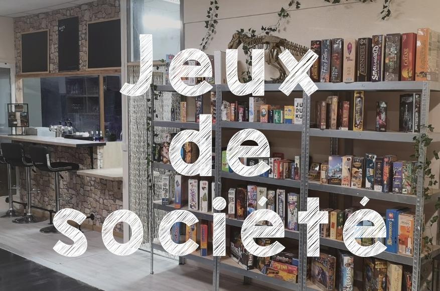 Bar jeux de société Chambéry