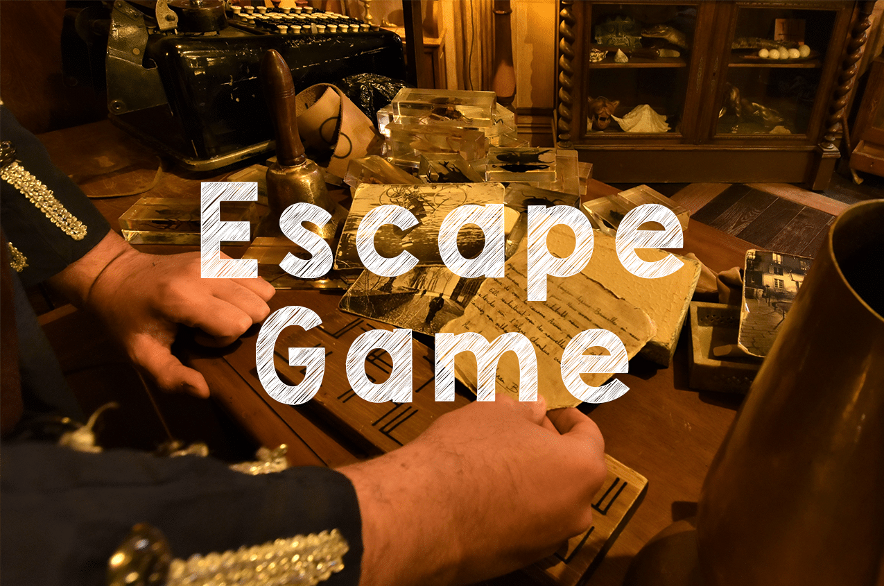 Escape game Chambéry